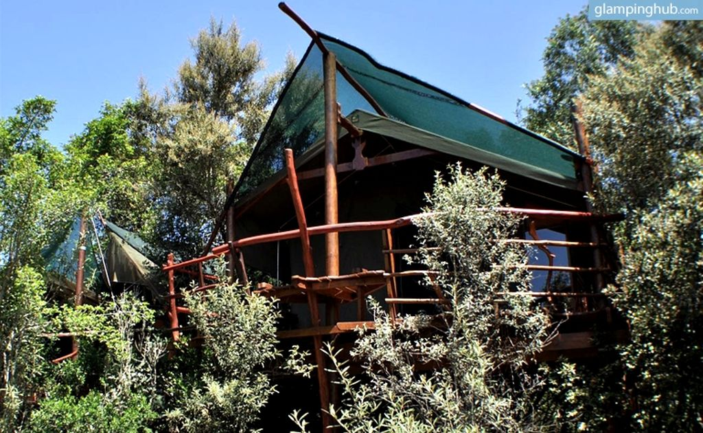 Tent-Tastic Lodgings in South Africa