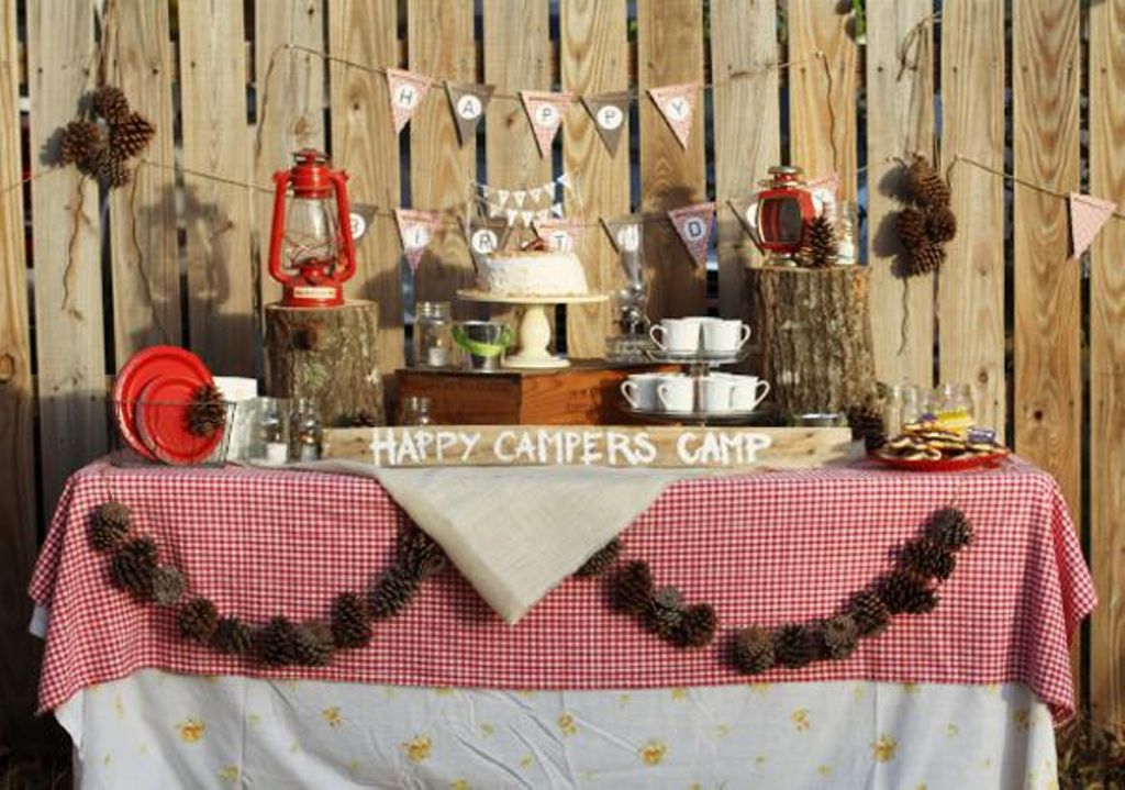 Glamped out Kids Parties and Camps