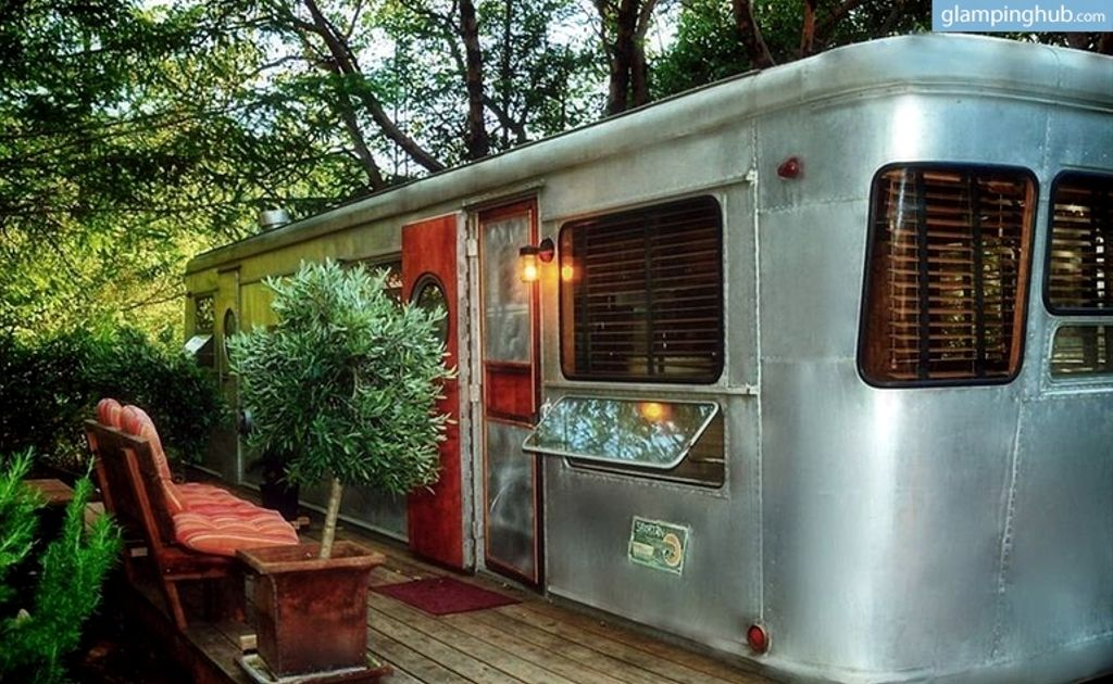 airstream California, perfect for Napa Valley tours