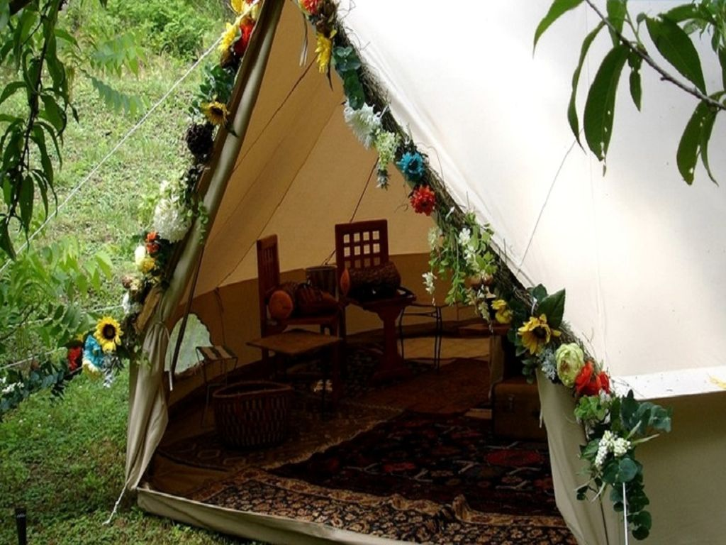 discover the best places to rent in candler nc with these luxury tents near tar heel nc