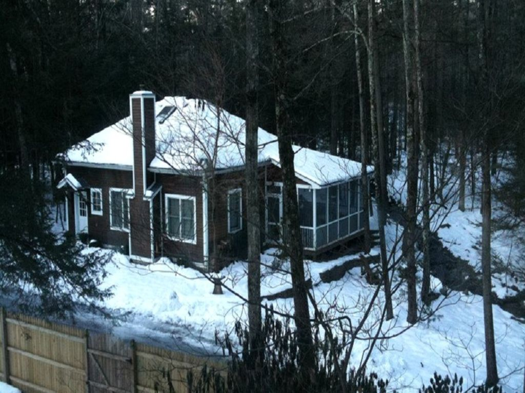 Perfect winter cabin rental is one of the top things to see in NY