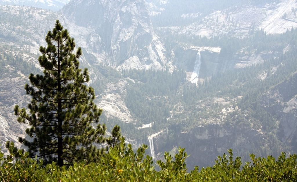 view from Yosemite National Park most popular sites for glamping and more