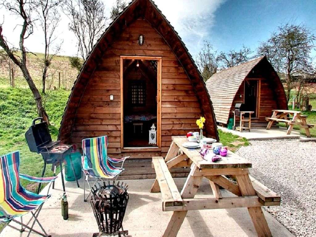 camping pods North Yorkshire Moors National Park has to offer