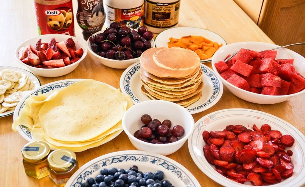 Embrace being alone on Valentine's Day with these brunch food ideas!