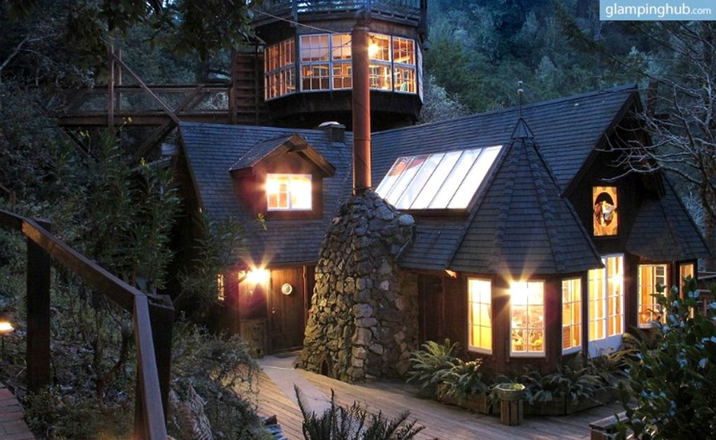 2020 Easter in California: Secure a 12-Person Luxury Treehouse San Francisco is home to