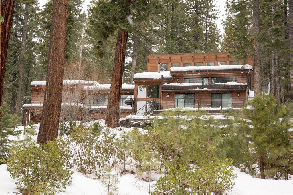 winter getaways in Lake Tahoe, California