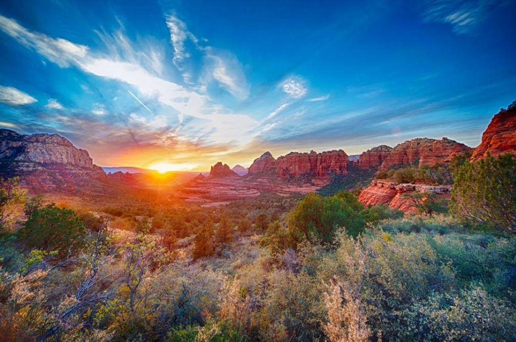 Luxury Cabin Getaways in Arizona