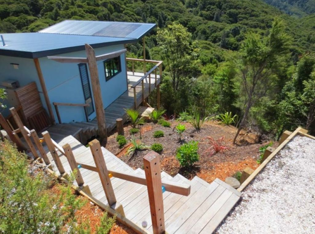 NZ cabin rental situated near some the best wineries in New Zealand