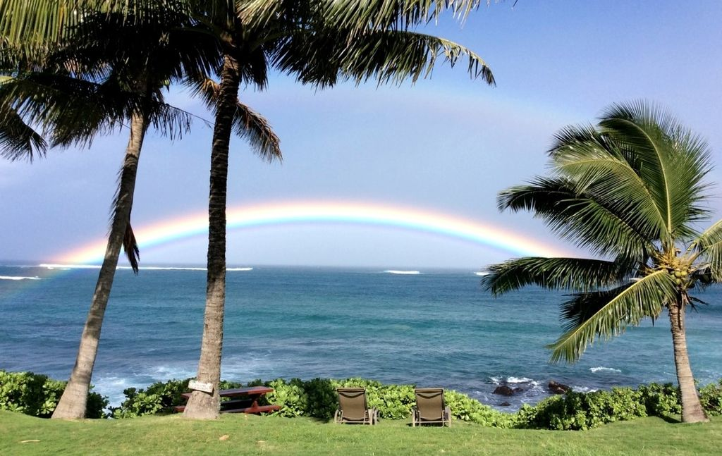 view of cool places to go in Hawaii as part of Maui travel guide