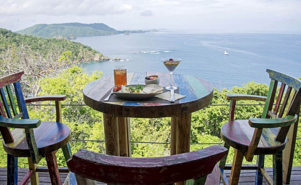 All-inclusive luxury tents in Costa Rica.