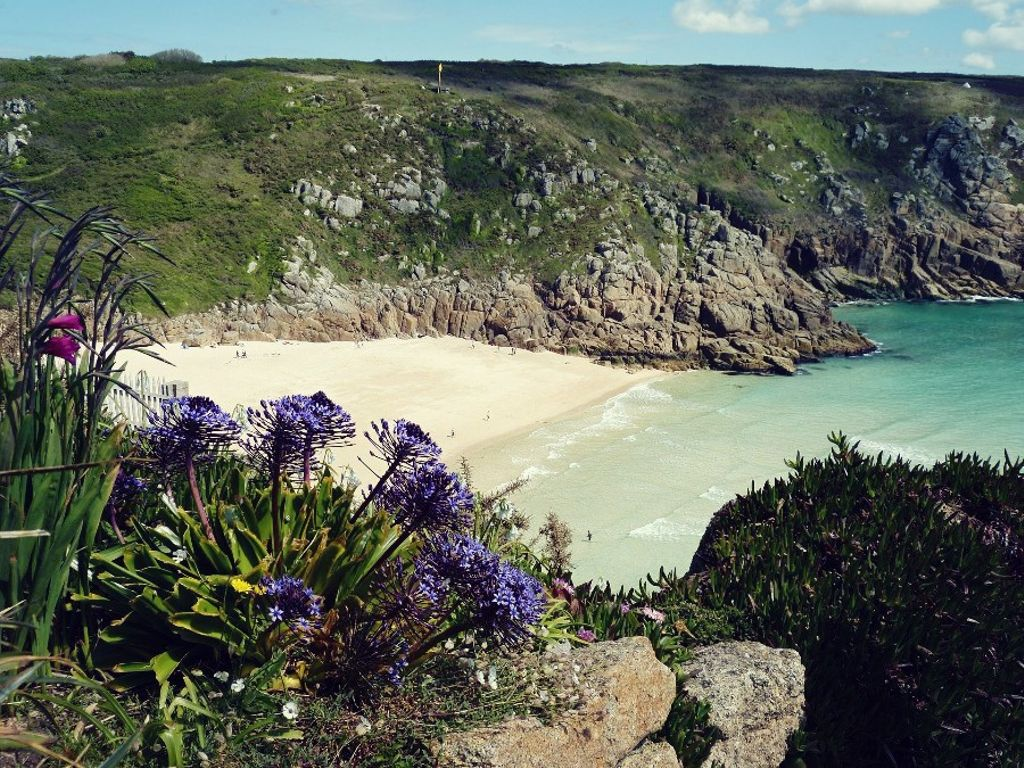 Discover the best surfing in Cornwall at Porthcurno: England's best beaches await in 2020
