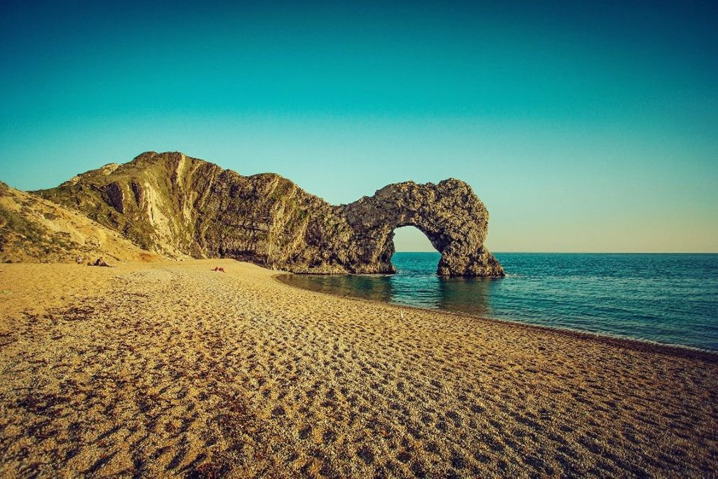 Hidden gems in the UK: Durdle Door Beach is one of the best places to go in Dorset