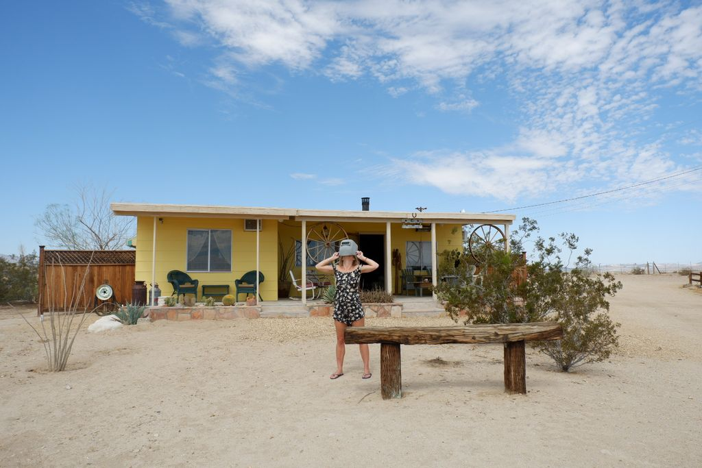 Blogger Spotlight: Lara glamps in Joshua Tree, California