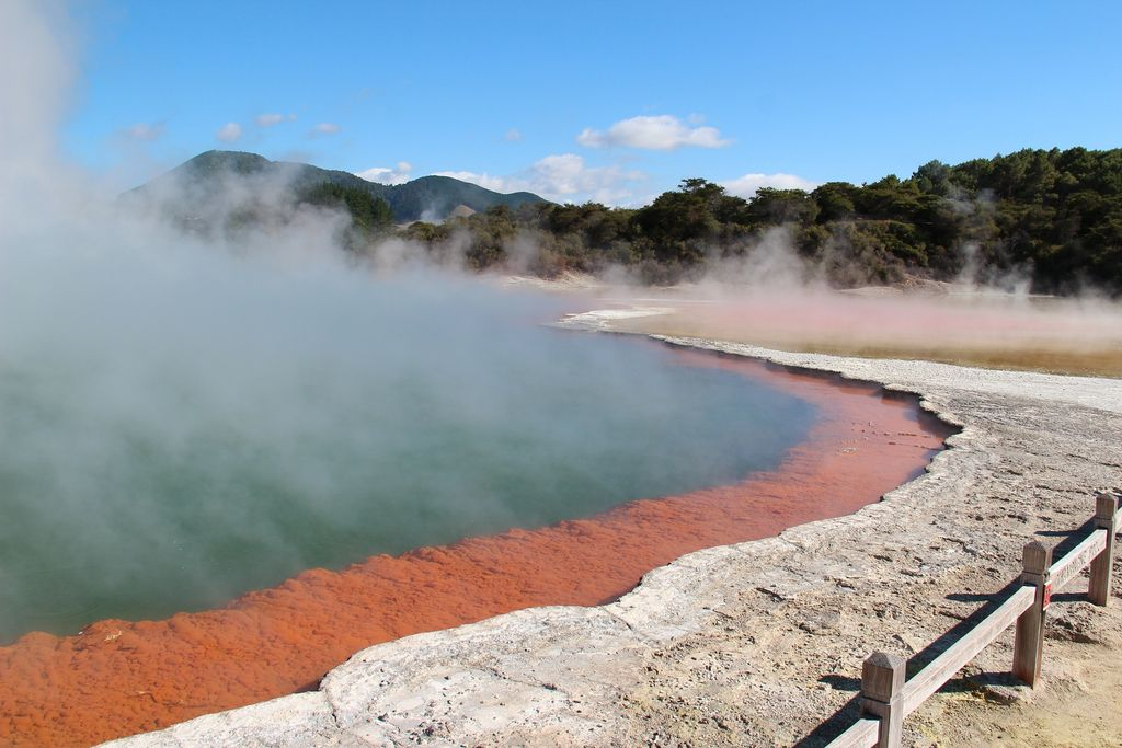 Rotorua Hot Springs perfect for the best Rotorua attractions: New Zealand travel guide