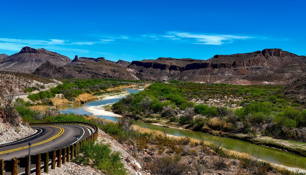 Big Bend State Park, Texas