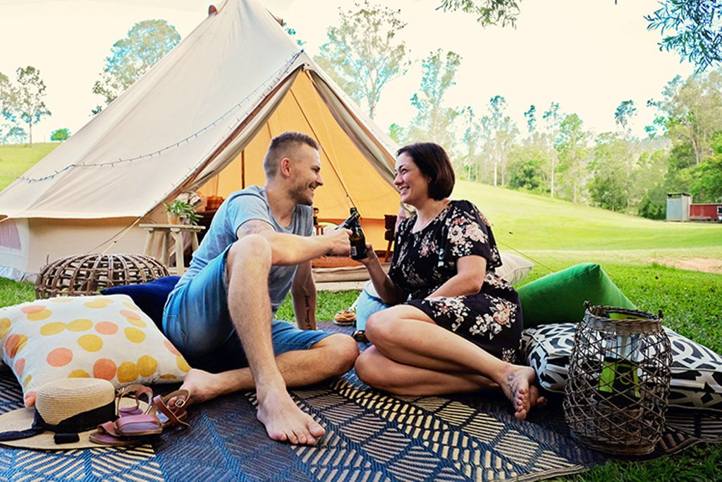 Blogger Spotlight: Andrezej and Jolene adventure to Noosa, Queensland