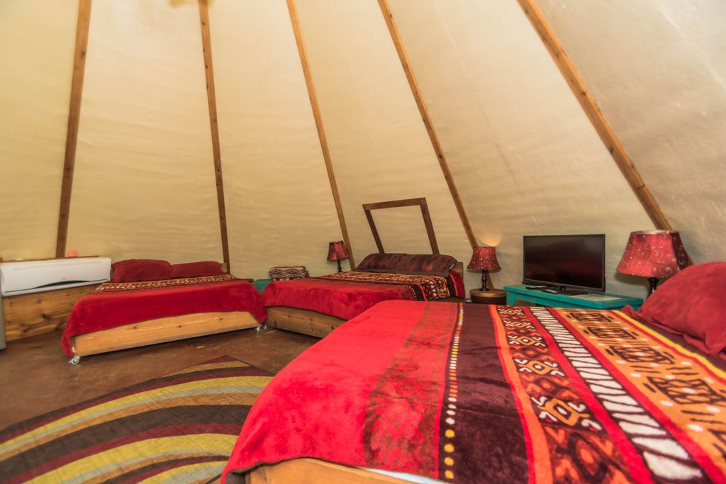 best tipis New Braunfels has on offer for summer 2020 in Texas