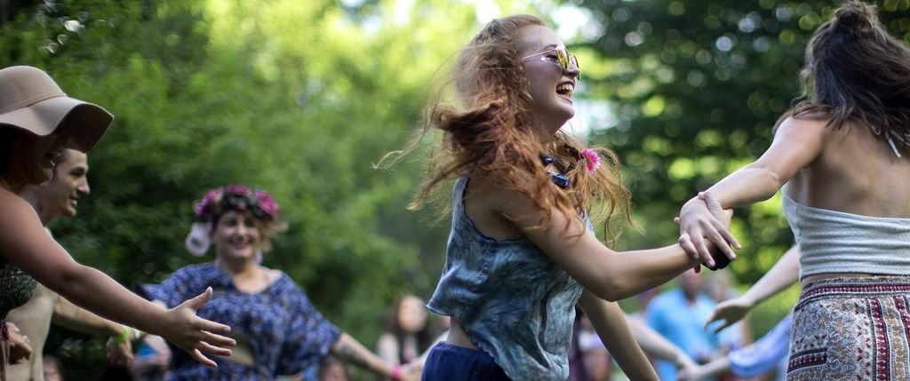 enjoy the best things to do in North Carolina with summer solstice festival, Greenboro