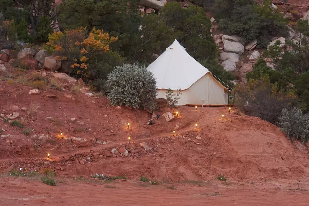 romantic rentals near Zion National Park for summer 2020