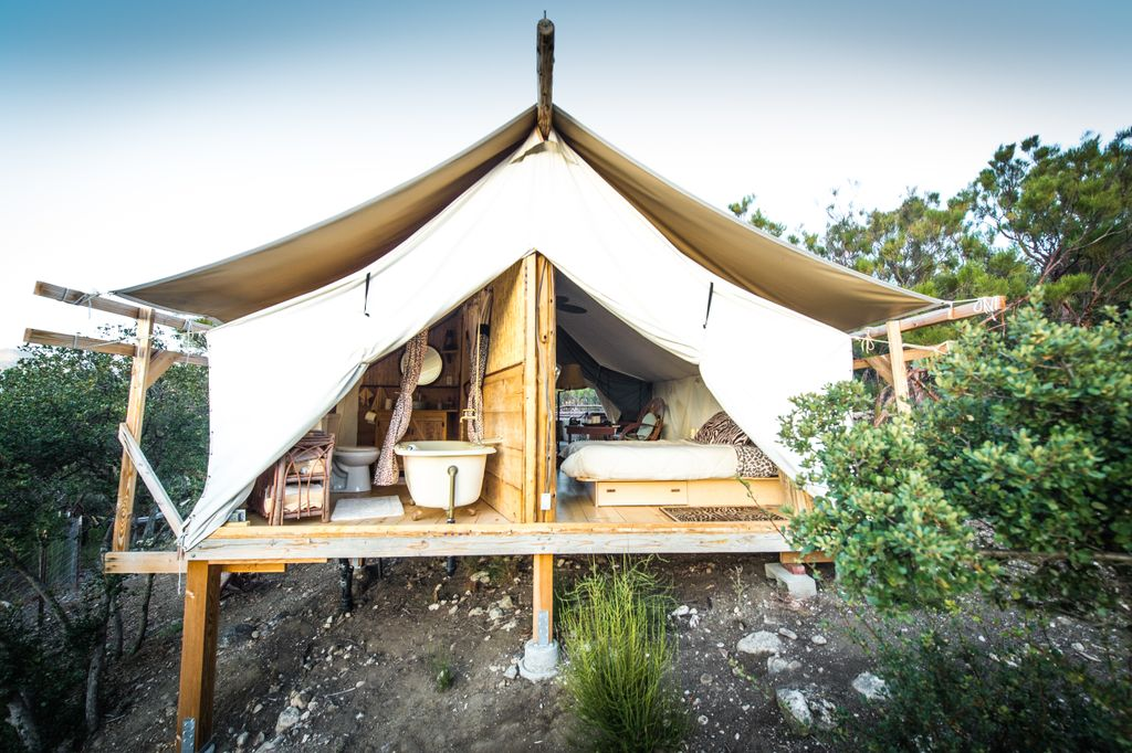 What's glamping? A history of the outdoor trend