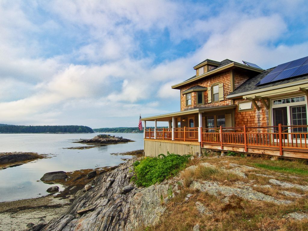 Portland rental in Maine, one of the best places to travel for food in the us