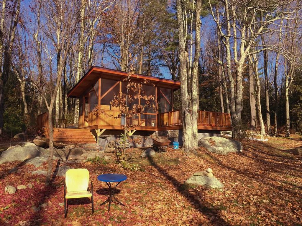 secluded cabin rentals in Massachusetts