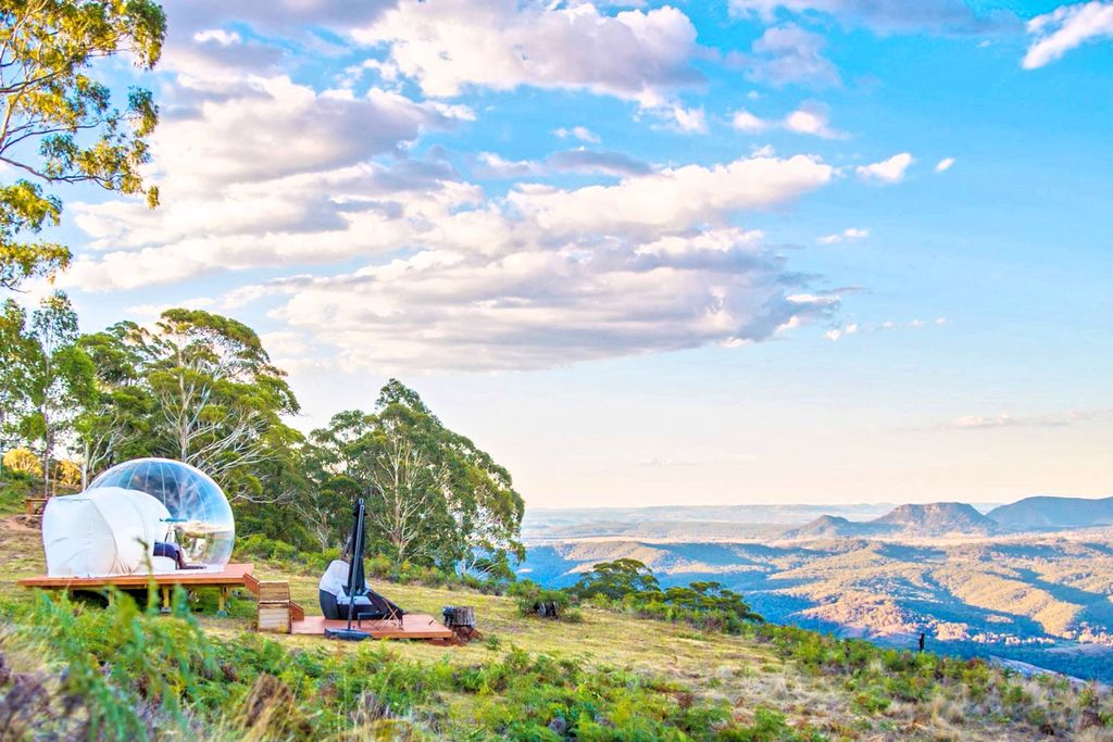 Best Summer accommodation NSW for best places to travel in December