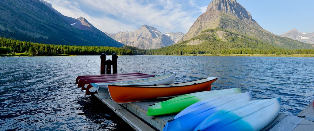 The best time to visit Montana mountains for national park camping trips