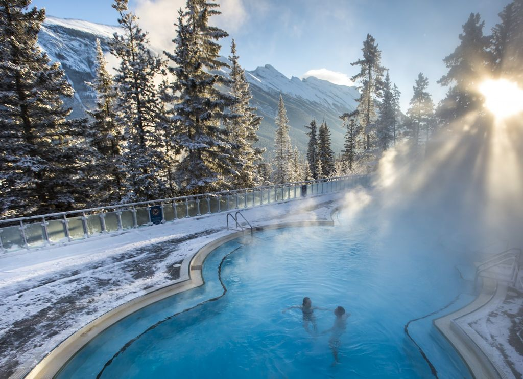hot springs Banff National Park has to offer in 2020 for hiking Canada