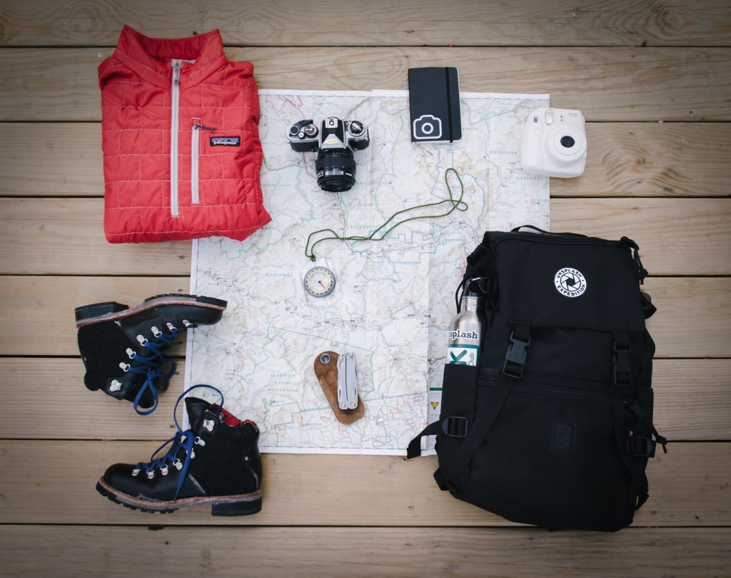 what to pack for Canada vacations in Banff