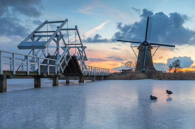 old windmills and more of the top destinations in the netherlands