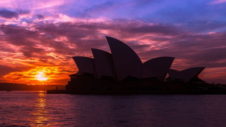 discover events in Sydney in April for international earth day