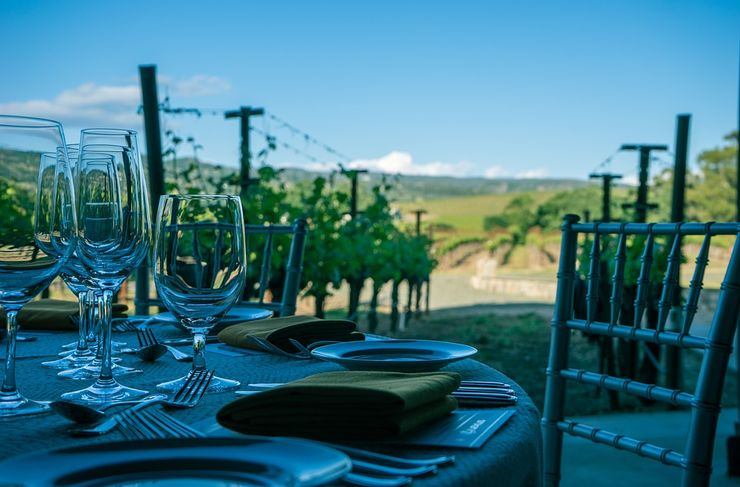 Travel Guide: California's wine regions