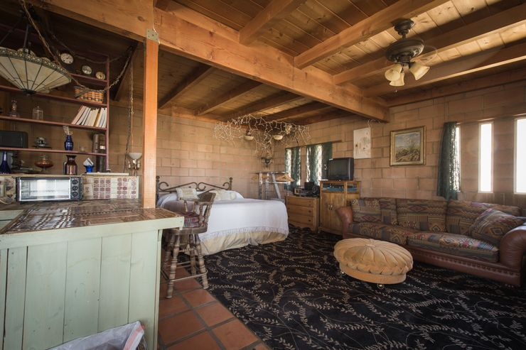 one of the top mojave desert cabins for rent in California