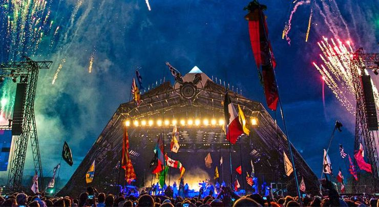 A glampers' guide to the Glastonbury Music Festival
