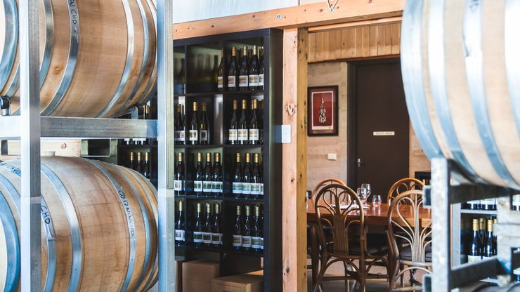 Moorooduc Estate is last but not least on our 2020 list of best wineries in Victoria
