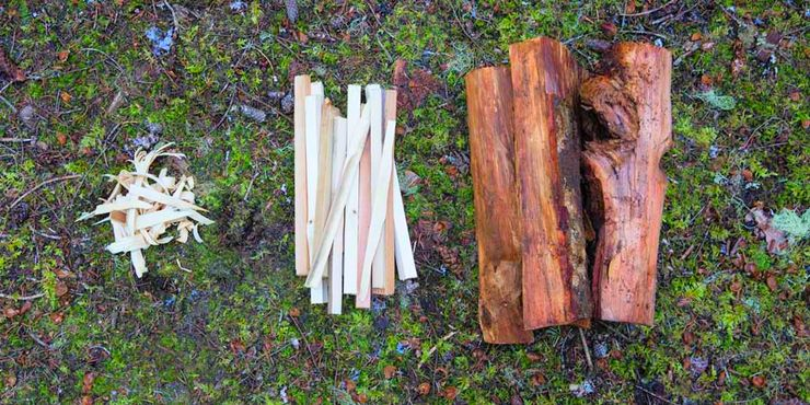 what three things are needed to start a fire