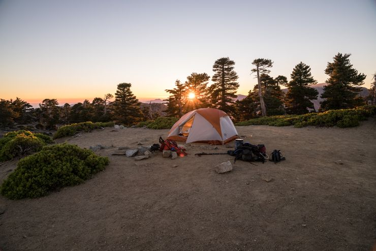 Our favorite eco-friendly camping gear